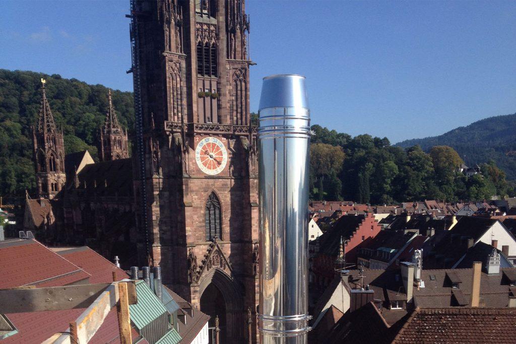 Merklin Schornsteintechnik Freiburg Südbaden Unternehmen